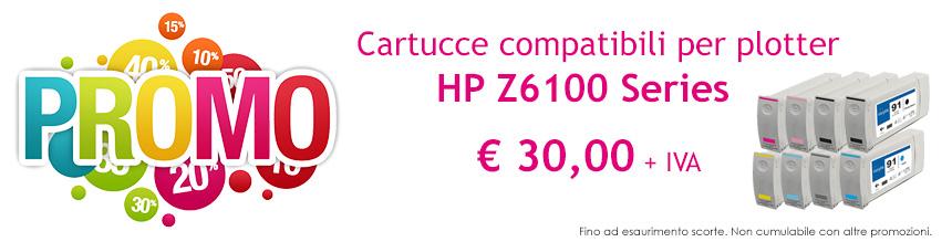 Promo: Cartucce compatibili per HP Z6100 Series