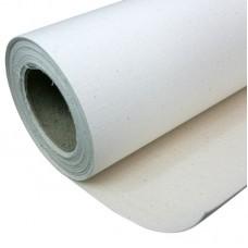 Canvas in cotone retro bianco Opaco 375gr 152,4x18mt